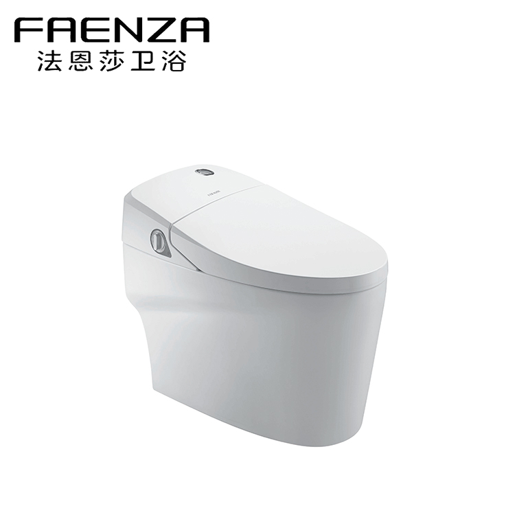New Design Multi-Fuction Intelligent Western Toilet Price