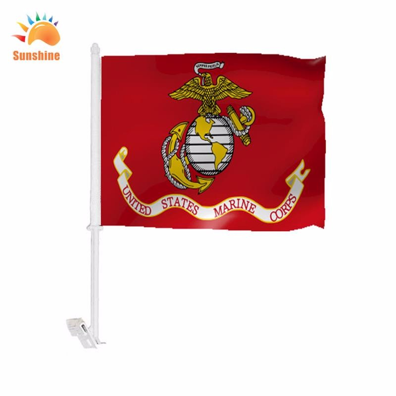 2016 news style flags top quality hanging car flag pakistan car flag