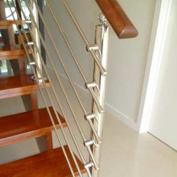 Stainless Steel 304 Indoor Stair Rod Railings   Buy Steel Stair Hand  Railing,Iiutdoor Stair Railings,Indoor Wooden Stair Railings Product On ...