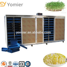 Factory supply Energy Saving soya bean sprout growing machine/bud seeds machine/bean sprout making machine