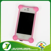 Promotional silicone phone waterproof case