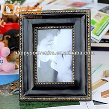 retro simulate wood photo frame for home decoration