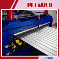 Sinusoidal Cold Roll Forming Machine