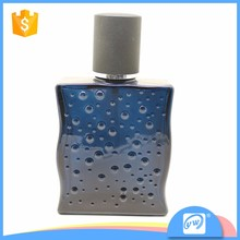 A627-100ML wholesale empty car air freshener refillable glass man woman empty perfume bottles