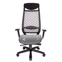 TCT workstation TCH-7252AXSN office mesh chair