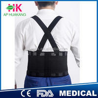 Wholesale Quality-assured Adjustable Industrial Safety Back Support Belt with CE & FDA Certificate (Factory)