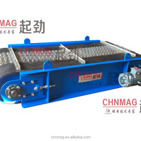 Permanent Self Clean Magnetic Separator For