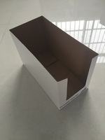 Small cardboard box for packing