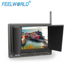 7'' 32CH 5.8GHz Wireless multi-functional LCD Monitor for FPV Airplane/Helicopter/Quadcopter/Multicopter Photography