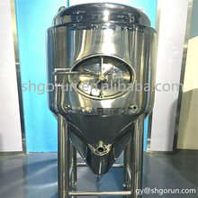 Favorable Price 600L Fermenter Tank Conical 600L Yogurt Insulated Fermentation Tank