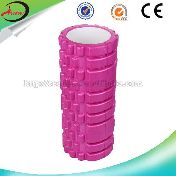 Private label physical foam rollers gym for abdominal muscle trainer