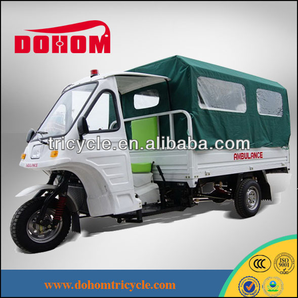200CC Rickshaw Tricycle ambulance for sale