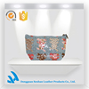 Promotional girl's cute bear print cosmetic bag
