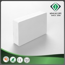 fireproof and sound insulation white pvc foam board for Partition Wall and Shop-windows