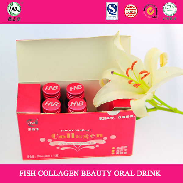 private label energy shots liquid collagen drink