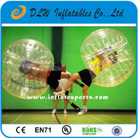 2015 CE 1.5m TPU Funny And Durable Inflatable Buddy Bumper Ball, Human Bubble Suit