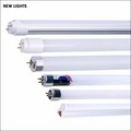 New Products 3000K-6500K 1200MM 4FT 120CM 18W T8 LED Glass Tube