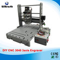 wood engraving machine price DIY 3040 3 axis drilling machine for wood, plastic crystal