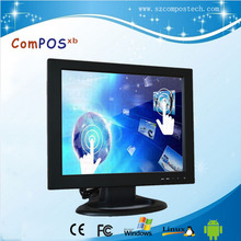 "15"" Touch Screen Monitor for Touch POS Machine with cheap touch monitor"