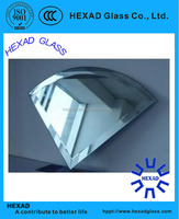 High Quality Qingdao Hexad Glass Waterproof Silver Mirror