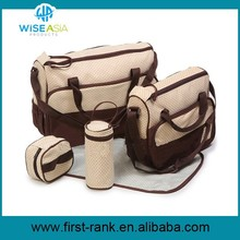 2015 hot selling 5 in 1 mummy bag