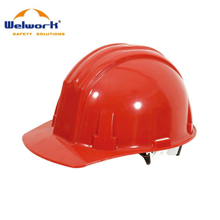 New Arrival Lightweight Military Miner Hard Hats with Led Light