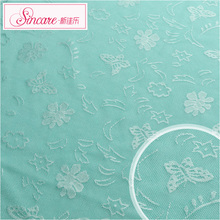 Knit Cheap Stretch Thick Japanese Heavy Jacquard Lace Fabric