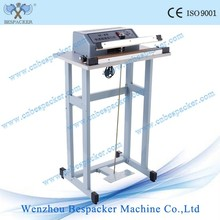 SF-500 Common Type Simple Foot Pedal Operated Plastic Food Bag Neck Sealer Machine