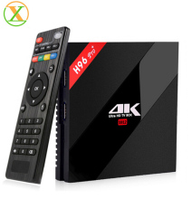 Hot selling H96 pro plus 3gb/32gb andorid tv box 7.1 amlogic s912 octa core 5.8g dual wifi ott tv box