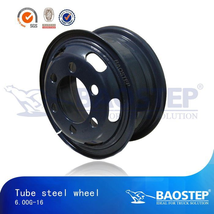 BAOSTEP Excellent Verticality Dust Proof Sgs Certified Wheel Rims Wholesale