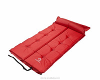 self inflating mattress mat / camping plastic good mattress / inflatable sleeping mat