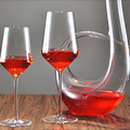 high quality red wine cup european style goblet crystal wedding gifts