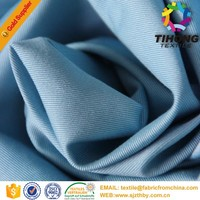 2016 hotsale best dyed tc drill fabric for school shirts