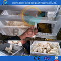 Gasoline Cassava Leaves Grinding Machine with Wheel