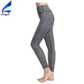 Lotsyle Ankle Length Gray Color Womens Sport Tights Butt Lift Yoga Pants