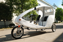 Sightseeing Velo Taxi, Electric Pedicab ,Tricycle for Passenger
