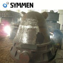 Heavy Duty Cast Melting Slag Pot By Sand Casting