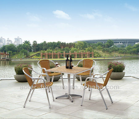 Chinese wholesale hotel outdoor patio garden furniture