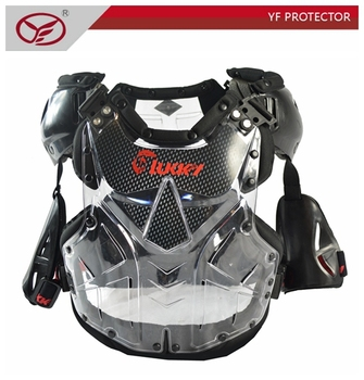 2014 off-road transparent motorcycle motocross motobike jacket stylish Roost Guard toug h quality and inexpensive from China