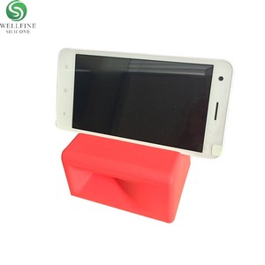 High-Quality Silicone loudspeaker for Mobile Phone silicone amplifier