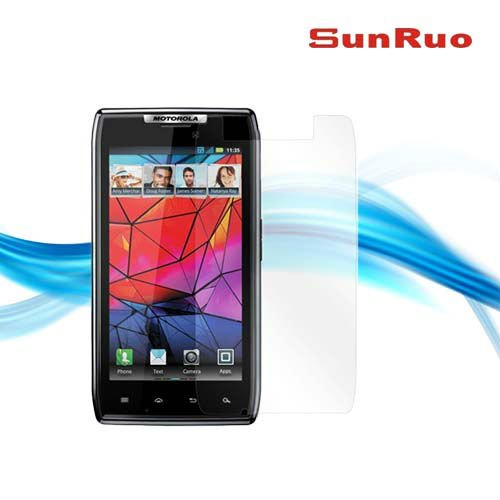 Ultimate Clear Screen Guard Protector for Motorola Droid Razr XT912