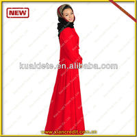 Latest Abaya Embroidery Designs in China