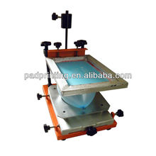 LT-80 Hot sales manual balloons printing machines
