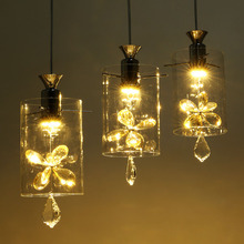 2017 New Style Indoor Yellow Crystal Glass Superior Quality 3 Lights Chandelier Lighting With Best Price