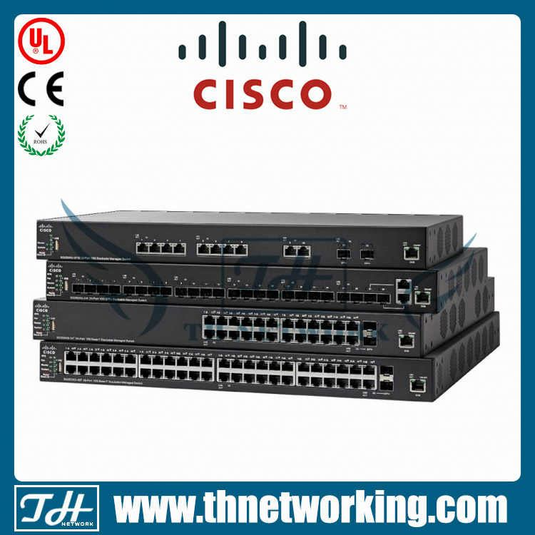 Cisco Small business 350X Series Switch SG350XG-24F-K9