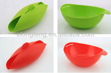 silicone bowl for cook