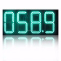 wholesale 12 inch 8888/8889/10 format 7 segment gas station led price display