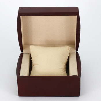 luxury customized hand made leather paper watch boxes packaging wholesale