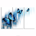 Digital Picture Prints Butterfly Picture Canvas Prints Home Decoration Goods HD Charming Creature Animal Picture Wall Decor
