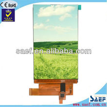 "5.5"" TFT LCD Display 540x960 dots color display supplier lcd touch panel"